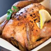 Pollo campero asado tex mex picante