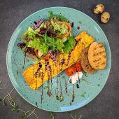 Омлет з помідорами чері та фетою (260г)