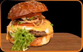 Burger Cheeseburger