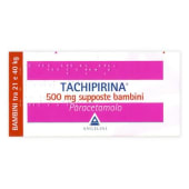 Tachipirina 10 supposte bambini (21-40 kg) 500 mg