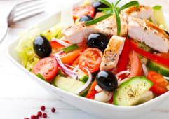 Греческий салат (320 г.)