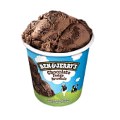 Helado Ben & Jerry's de chocolate (465 ml.)