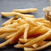 Ración extra de patatas fritas