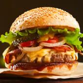 Burger supreme Jack Daniel's