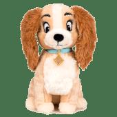 Peluche Disney Perro Dama (30 cm.)