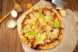 Піца Цезар (550г/30см)