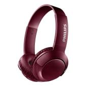 Audífonos Bluetooth con micrófono Philips SHB3075RD