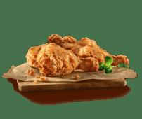 5 kawałków kurczaka Kentucky