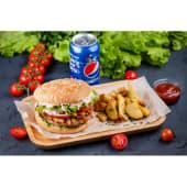 Бургер-меню «Джек» (490г)