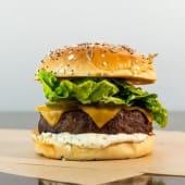Single Chicago Classic Burger