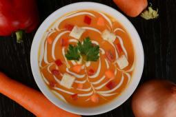 Supă cremă de legume