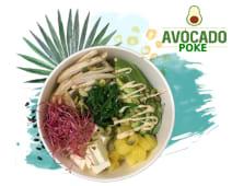 Avocado Poke Meat