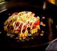 Тушкована картопля з грибами (200г)