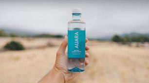 Agua Auara Solidaria (500 ml.)