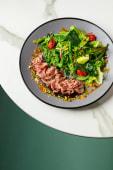 Салат з ростбіфом (240г)
