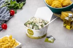 Paste Pollo e gorgonzola