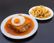Francesinha à General ( Menu)