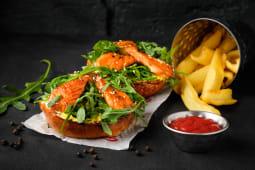 Сет Fish бургер (440г)