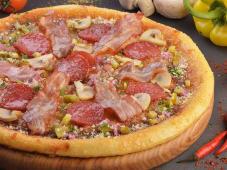 Піца Полло Цетріоло (385г/30см)