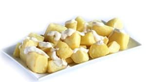 Patatas alioli (grandes)