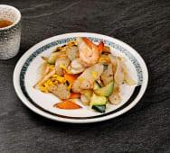 G89 Gnocchi di riso cinesi con gamberi