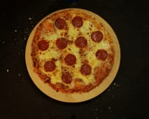 Pizza Quattro Formaggi Picanti