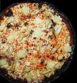 Піца Тропікалє (600г/35см)