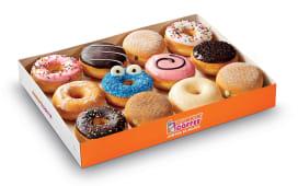 Caja de 12 Dunkins