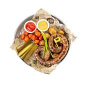 Колбаски ручной работы из баранины (200/200/150/60 гр.)
