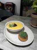 Крем суп гороховий з яловичиною (350г)