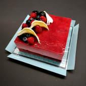 Pastel De Frutos Rojos (3 raciones)