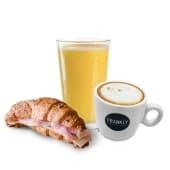 Menu Colazione - Croissant salato