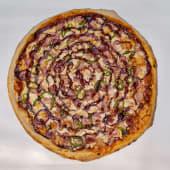 Pizza Barbacoa (Familiar)