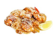 Креветки в кисло-солодкому соусі (250г)