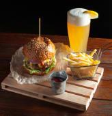 Бургер Ципа (350г)