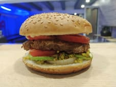 Beef & Grill Club Brand Burger (400/100/30г)