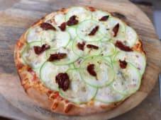Pizza Zucchini e gorgonzola  Ø 40cm