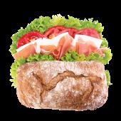 Сендвіч Хамон з хамоном