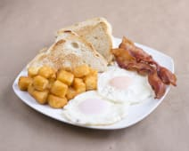 Combo Eggs Delight