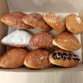 Коробка пончиків (10шт)