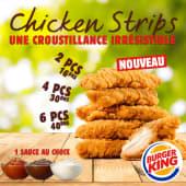 Les Chicken Strips
