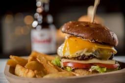 The Big Cheeseburger