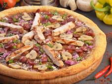 Піца Джек Деніелс (370г/30см)