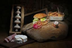 Burger CHAMP-DE-MARS