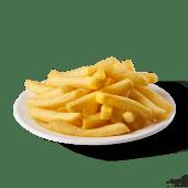 Papas fritas tamaño a elección