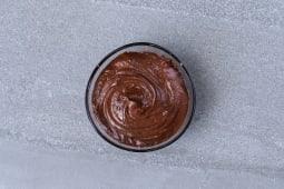Mousse au chocolat Maison