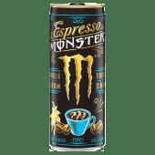 Monster coffee vainilla (250 ml.)