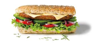 Zestaw Sandwicz Big Beef Melt 30 cm