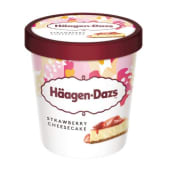 Helado Haagen Dazs strawberry cheesecake (500 ml.)