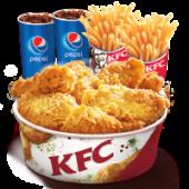 Pa' Compartir 6 presas de pollo